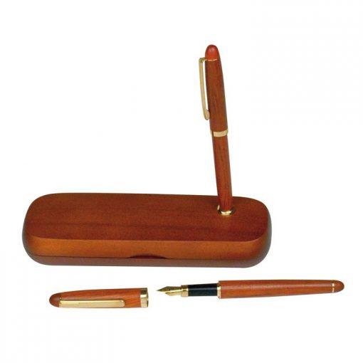 Lesen set kemični svinčnik in nalivno pero