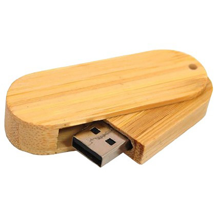 USB ključek lesen 16 GB