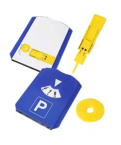 Parkirna ura strgalo, merilec profila gum + žeton