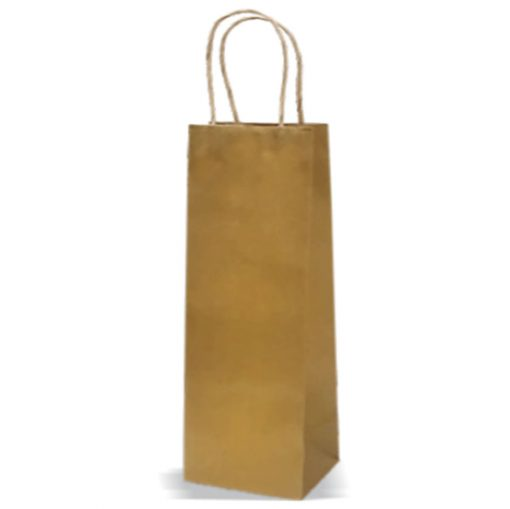 Vrečka darilna natron za steklenico